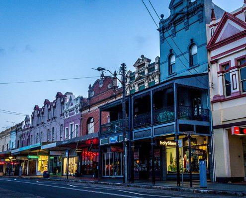 Popular Sydney Suburbs - Balmain