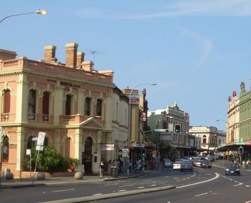 Popular Sydney Suburbs - Newtown